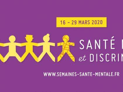 30È ÉDITIONS DES SEMAINES D'INFORMATION SUR LA SANTÉ MENTALE