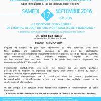 Conférence 17 septembre à l'AMPPEA
