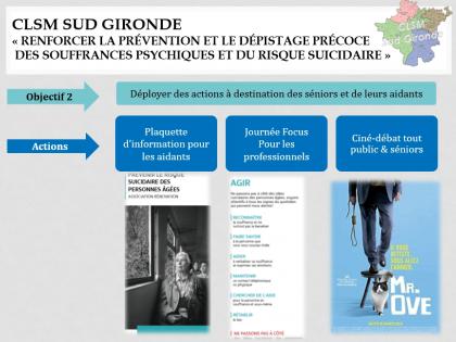 LES PARTENAIRES : LE GROUPEMENT DE COOPÉRATION SANITAIRE RIVES DE GARONNE