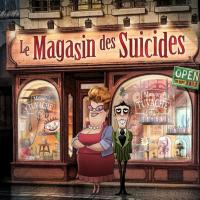 CINÉ-DÉBAT : LE MAGASIN DES SUICIDES / 7-9 SEPTEMBRE 2021