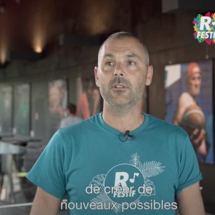 R'FESTIF 2021, INTERVIEW ANTOINE SAJOUS – DITEP RIVE GAUCHE