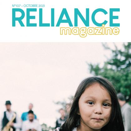 MAGAZINE RELIANCE N°107 – 3ÈME TRIMESTRE 2021