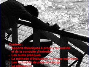 Le suicide : en parler, repérer, agir