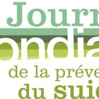 ACTU : JOURNÉE MONDIALE DE PRÉVENTION DU SUICIDE 2020